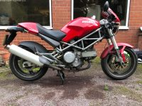 Ducati Monster 620ie 618cc