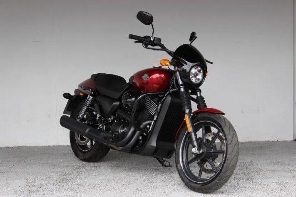 media 1 4 600x400 - Harley-Davidson Street XG750 750cc