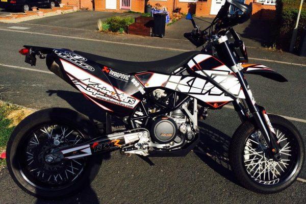 media 22 600x400 - KTM Supermoto SMC 690cc
