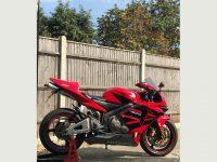 Honda CBR600RR 599cc