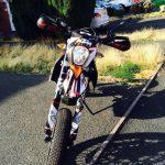 media 4 12 150x150 - KTM Supermoto SMC 690cc