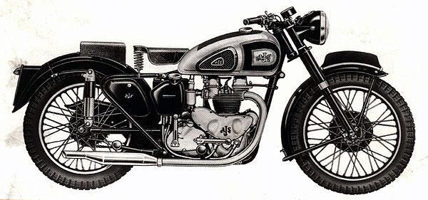 Les meilleures motos anglaises de collection 2 - Les meilleures motos anglaises de collection