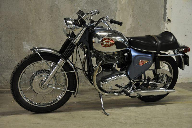 Les meilleures motos anglaises de collection 3 - Les meilleures motos anglaises de collection