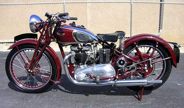 Les meilleures motos anglaises de collection 4 - Les meilleures motos anglaises de collection