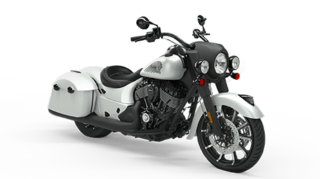 springfield dark horse white smoke - VENDRE UNE MOTO FRANCAISE A UKMOTO